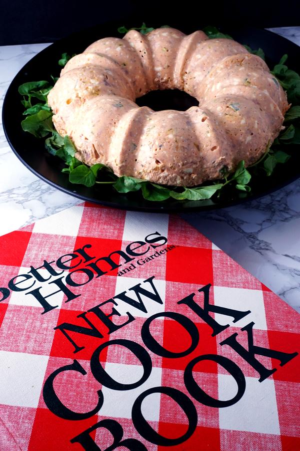 Vintage Recipe Tuna Tomato Aspic April Fools