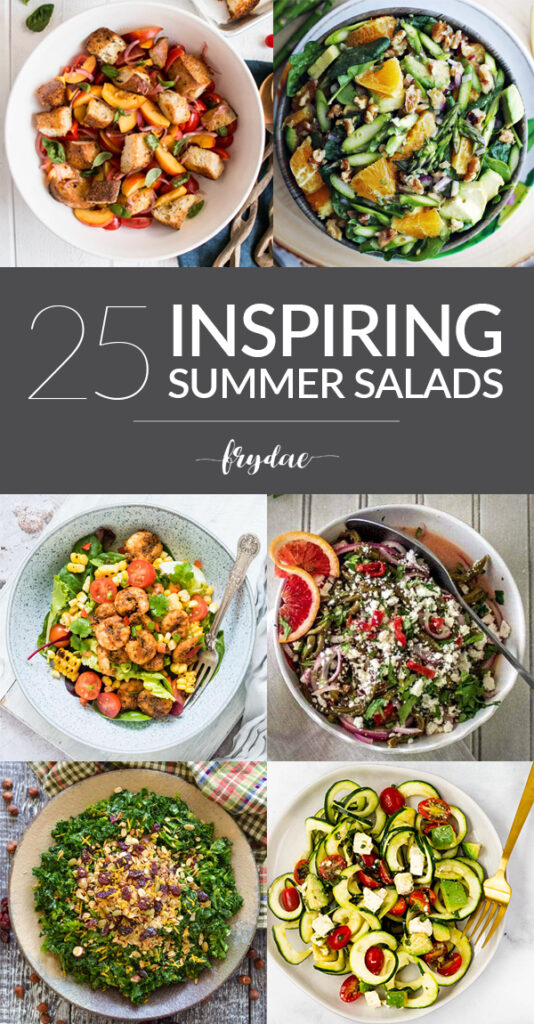 25 inspiring summer salads from the best food bloggers